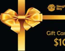 #11 for Design a $10 Gift Card for an Adult Store by ebezek