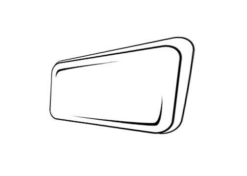 Contest Entry #                                        54                                      for                                         Illustrate a black and white shape in vector