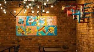 Konkurrenceindlæg #                                        17                                      for                                         Design Me Artwork For My Restaurant