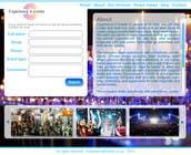 Build a Website for a events management company için Graphic Design2 No.lu Yarışma Girdisi
