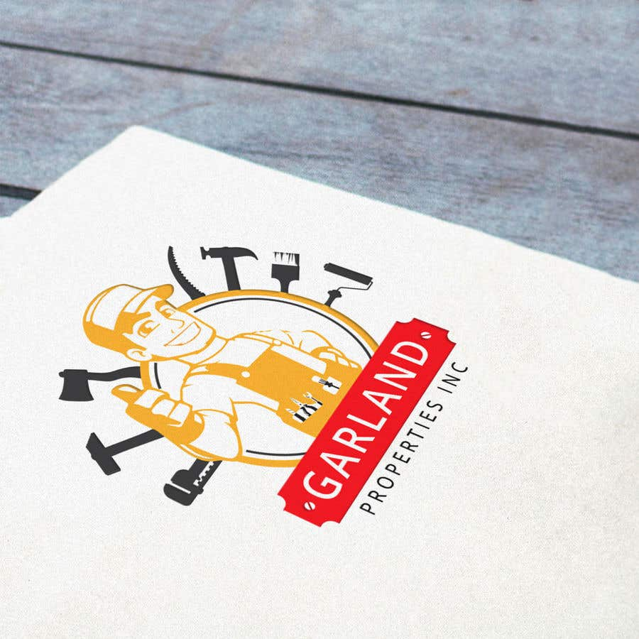Penyertaan Peraduan #                                        179                                      untuk                                         Logo for a handyman service company
