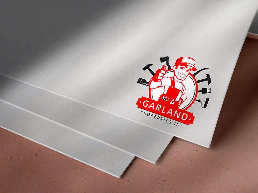 Penyertaan Peraduan #                                        180                                      untuk                                         Logo for a handyman service company