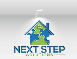 nº 113 pour Create a logo for Next Step Solutions par rohimabegum536