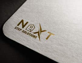 nº 660 pour Create a logo for Next Step Solutions par sirajrohman8588