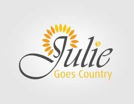 #40 untuk Design a Logo for Julie Goes Country oleh hubbak