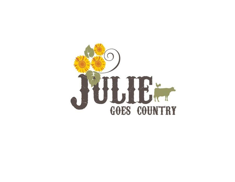 Konkurrenceindlæg #                                        76                                      for                                         Design a Logo for Julie Goes Country
