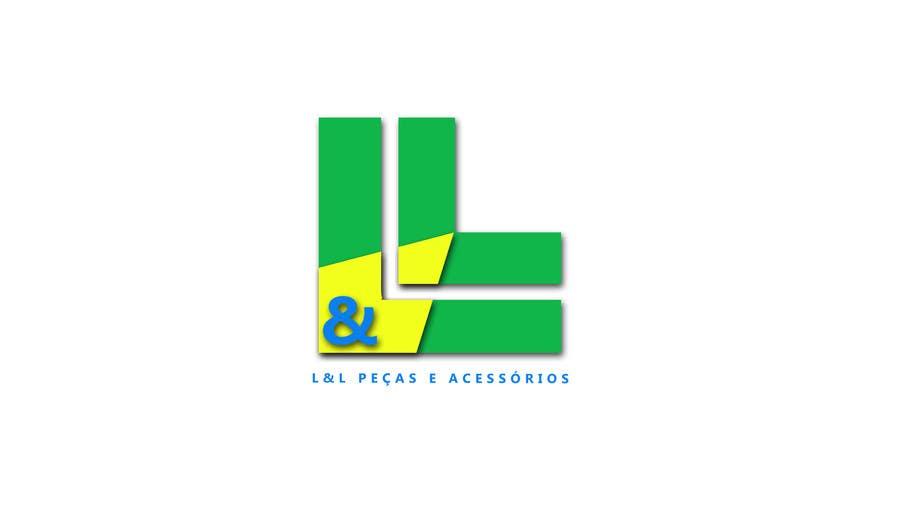 Contest Entry #                                        4                                      for                                         New Logo for L&L Peças e Acessórios