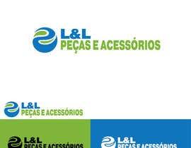 #1 for New Logo for L&L Peças e Acessórios by mhshah009