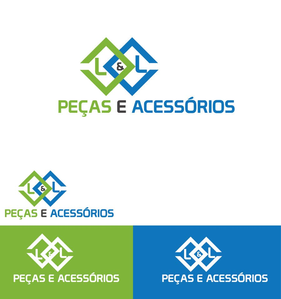 Contest Entry #                                        39                                      for                                         New Logo for L&L Peças e Acessórios
