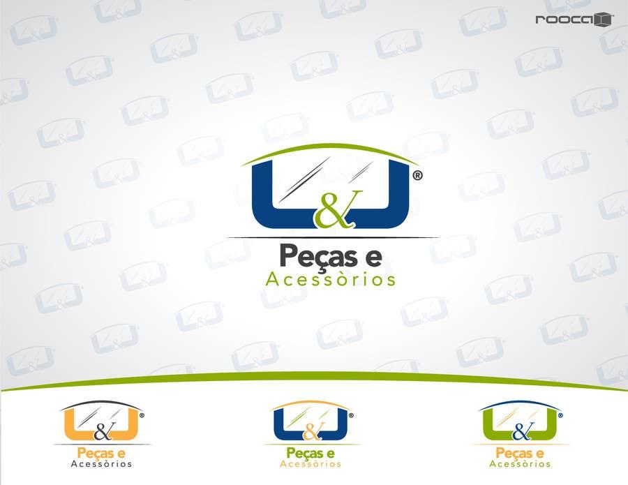 Contest Entry #                                        24                                      for                                         New Logo for L&L Peças e Acessórios
