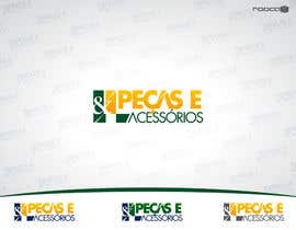 #26 for New Logo for L&L Peças e Acessórios by Alfredoroo