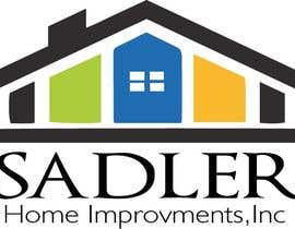 #12 for Design a Logo for sadler home improvements af Umerbaig2015