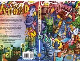 nº 63 pour Artist to Color Illustration for Coloring Book Cover par ScottCoyotte