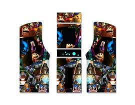 #23 untuk We need graphics skin design for arcade machine (pop art)-MUST BE ORIGINAL oleh engielgamal82