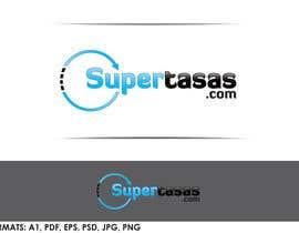 #28 untuk Design Logo for Supertasas.com/Diseñar Logo para Supertasas.com oleh tolomeiucarles