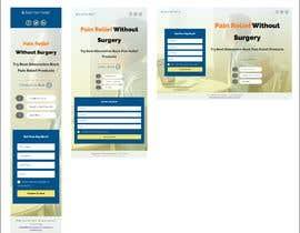 #36 untuk Two Page Optin Page oleh sarah27h