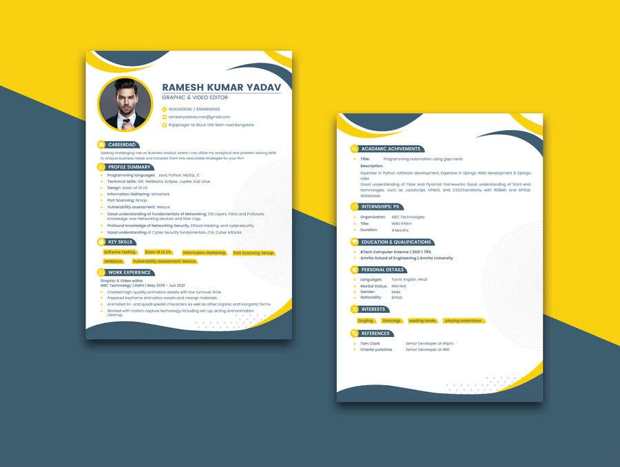 Proposition n°                                        16                                      du concours                                         Two Page Optin Page