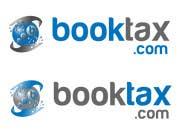 Graphic Design Konkurrenceindlæg #40 for Design a Logo for booktax.com instead of the ball/circle