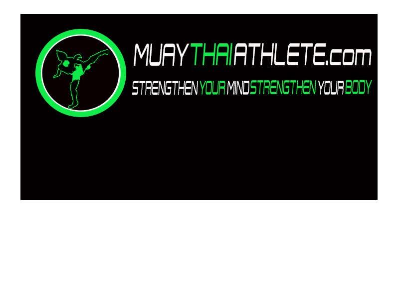 Inscrição nº 9 do Concurso para Design a Logo for MuayThaiAthlete.com