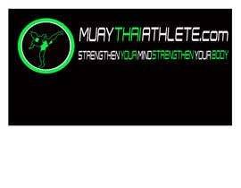 #9 para Design a Logo for MuayThaiAthlete.com por vinita1804