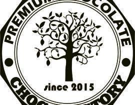 #23 for Choco Factory Logo af wahyuguntara5