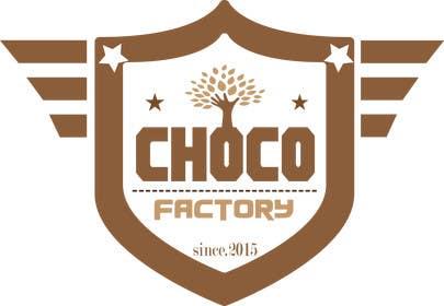 #24 for Choco Factory Logo af sgsicomunicacoes