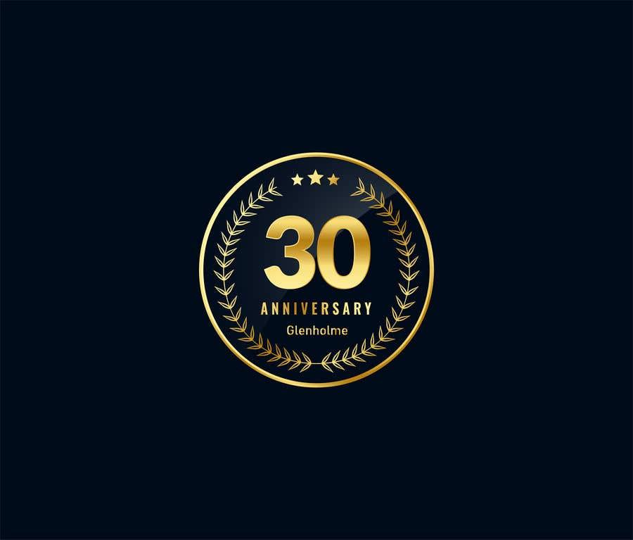 Конкурсная заявка №                                        347                                      для                                         Create a 30th Anniversary version of our logo for us