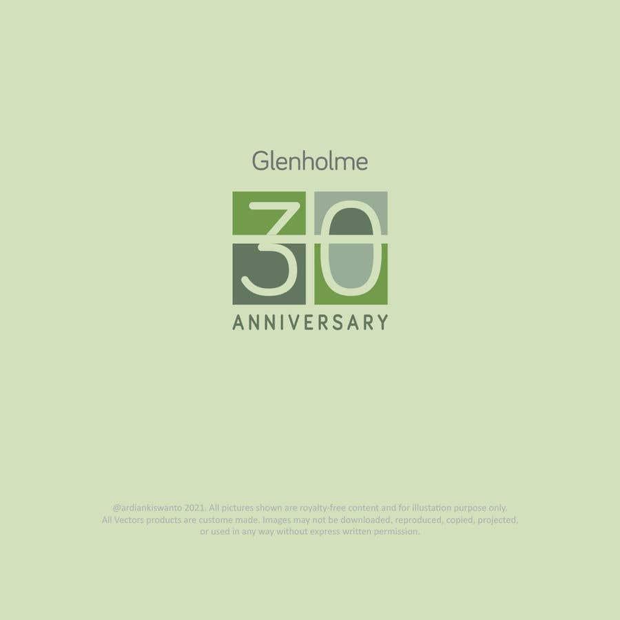 Конкурсная заявка №                                        267                                      для                                         Create a 30th Anniversary version of our logo for us