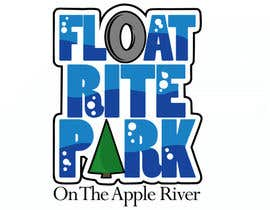 #22 untuk Design a new Logo for Float Rite Park on the Apple River oleh crystalbabington