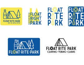 #5 para Design a new Logo for Float Rite Park on the Apple River por nandita1306
