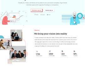 #42 for Make UI/UX design for my website and application af monira405
