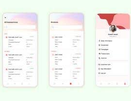 #65 for Make UI/UX design for my website and application af monira405