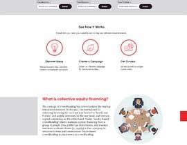 #52 for Make UI/UX design for my website and application af pshalini044