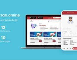 #44 for Make UI/UX design for my website and application af jhaankitkumar12