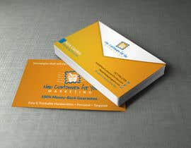nº 39 pour Birthday Marketing Business Cards par youart2012