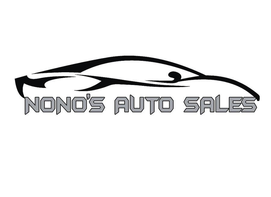 Entry 40 By Arunteotiakumar For Design A Logo For Used Car Dealer