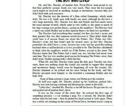 Nro 74 kilpailuun Retype, PDF into Word käyttäjältä ahmed8040