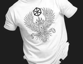 nº 69 pour T - Shirt Design Graphics - Tattoo design par Dipto97