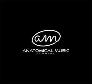 #157 for Design a Logo for Anatomical Music Company af eltorozzz
