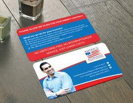mamun313 tarafından Design some Business Cards for America Approved Commercial Energy için no 19