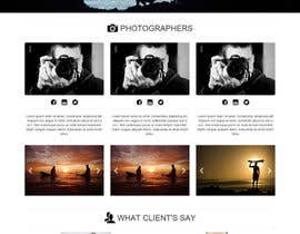 #8 for Design a Webpage Mockup for The Wave Cave by DesignerMinion