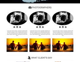#10 for Design a Webpage Mockup for The Wave Cave by DesignerMinion