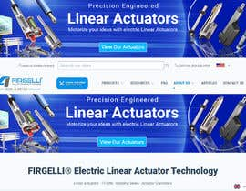 #270 untuk Website banner design oleh AncharAli99