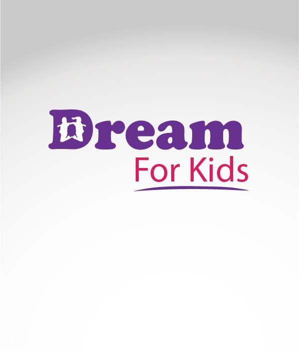 Penyertaan Peraduan #17 untuk Design a Logo for A Dream For Kids