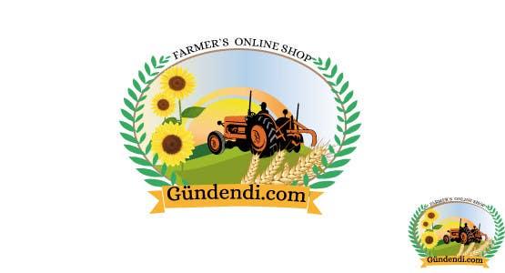 Bài tham dự cuộc thi #23 cho Design a Logo for gundendi.com - Online Farmer's Market