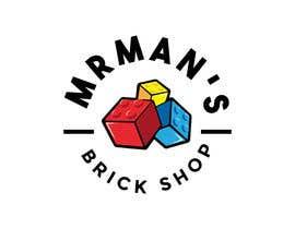 Nro 57 kilpailuun I need a logo design for my lego bricklink store käyttäjältä logoque