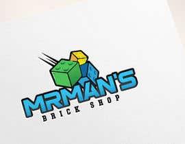 Nro 66 kilpailuun I need a logo design for my lego bricklink store käyttäjältä logoque