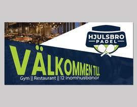 #188 para Design a banner for our fitness center por malekhossain1000