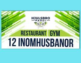 #263 para Design a banner for our fitness center por gkhaus