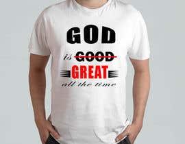 Nro 160 kilpailuun Tshirt Design käyttäjältä Optimisticrace9